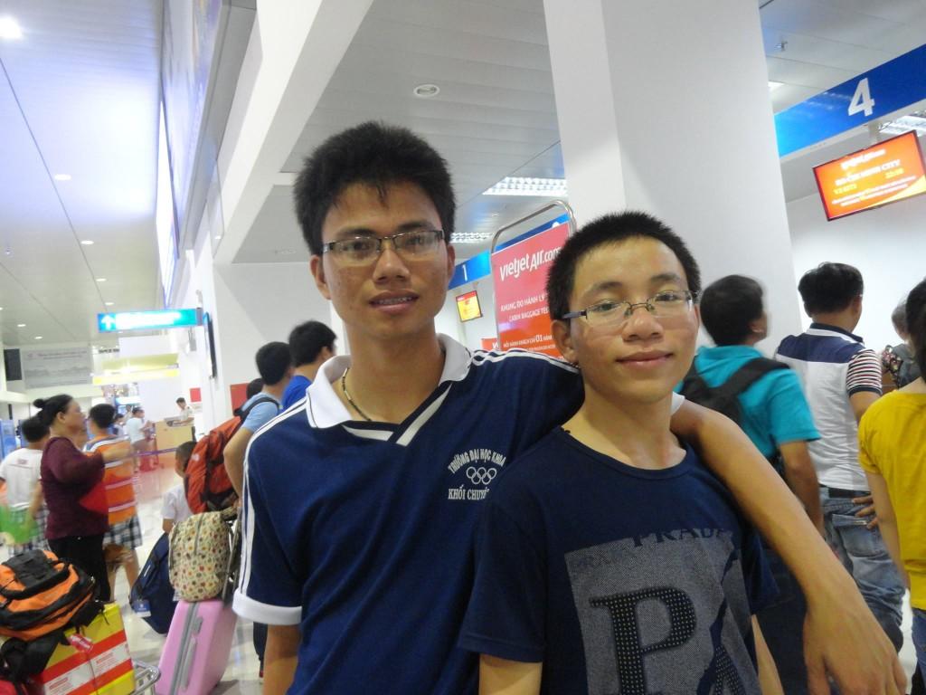 Ảnh trước khi thi đại học năm 2014 trước 7 ngày
